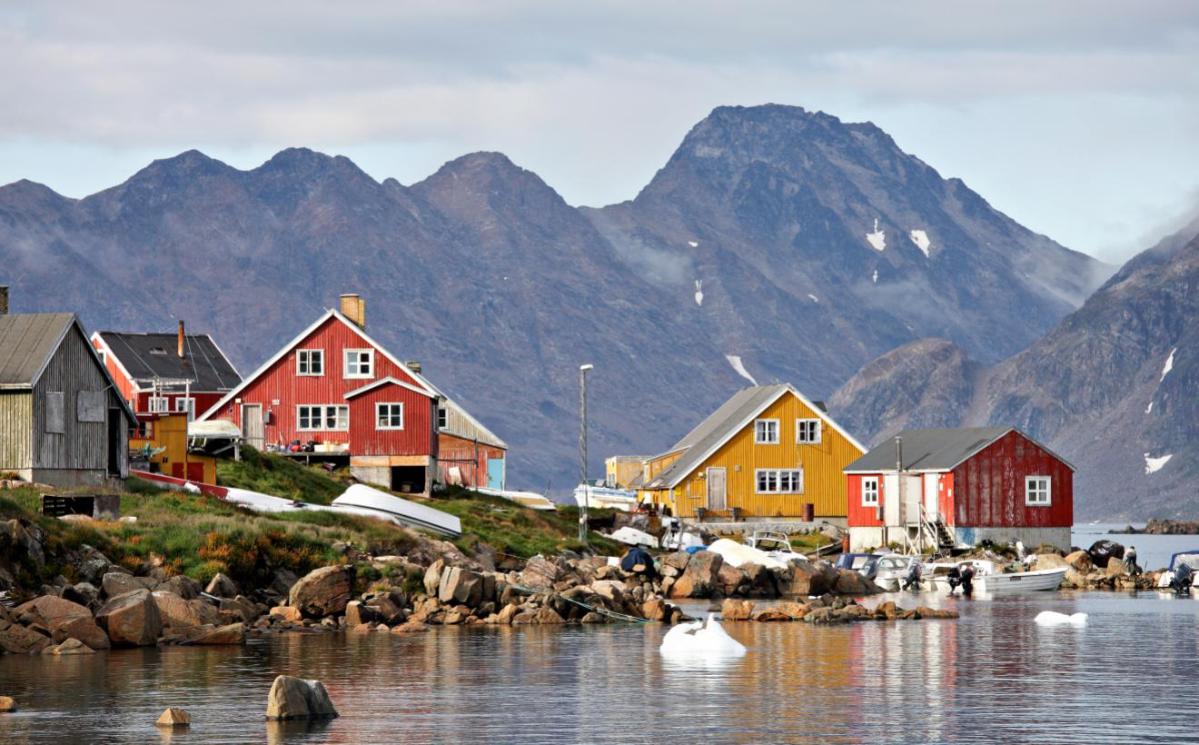Greenland Albatros Travel