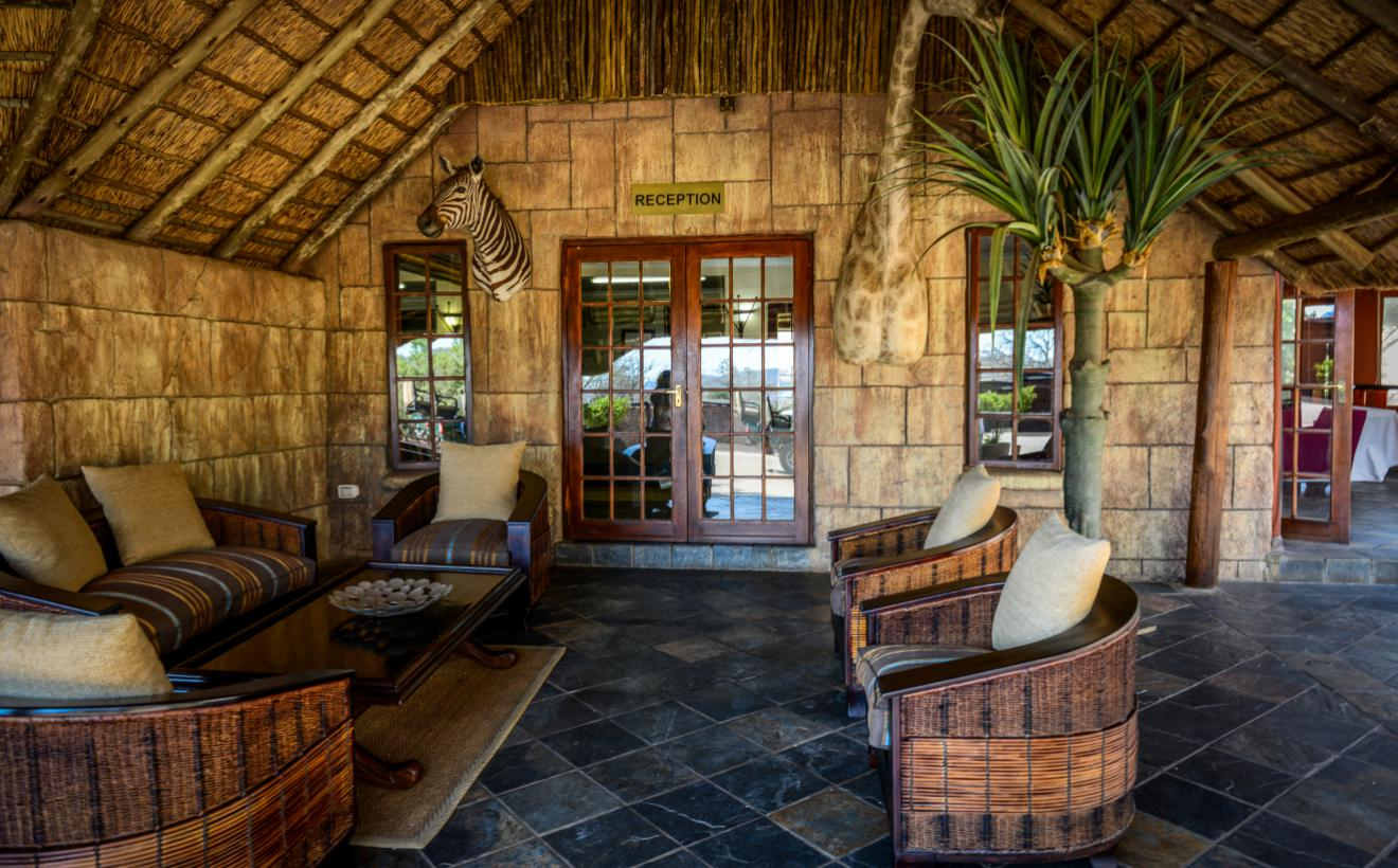 Zebra Country Lodge Albatros Travel