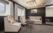Premium Suite, Lounge