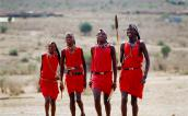 The Maasai People, Kenya