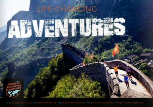 Life-changing adventures around the world